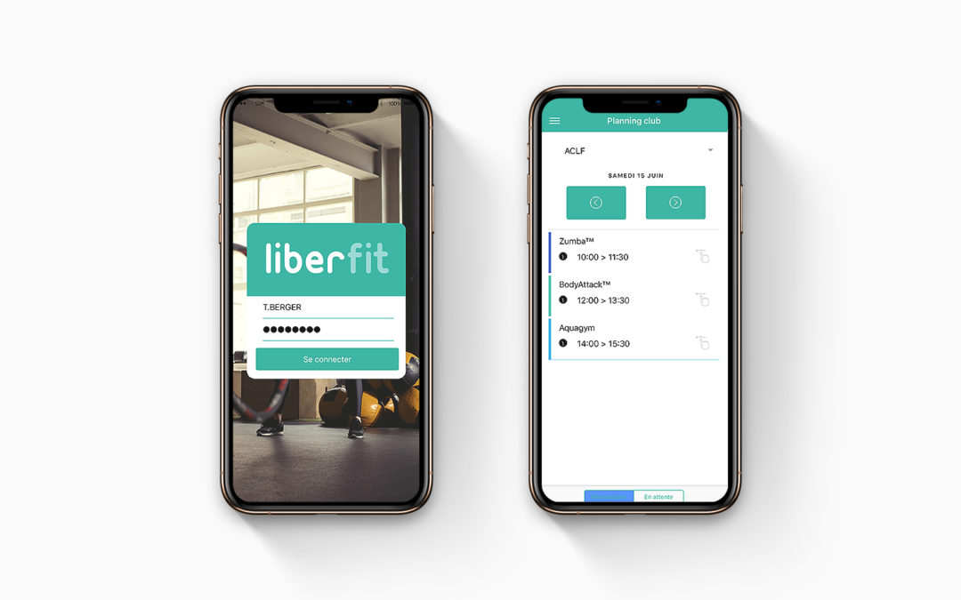 Liberfit : Application mobile – Version 2